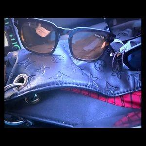 Men Tom Ford Sunglasses black